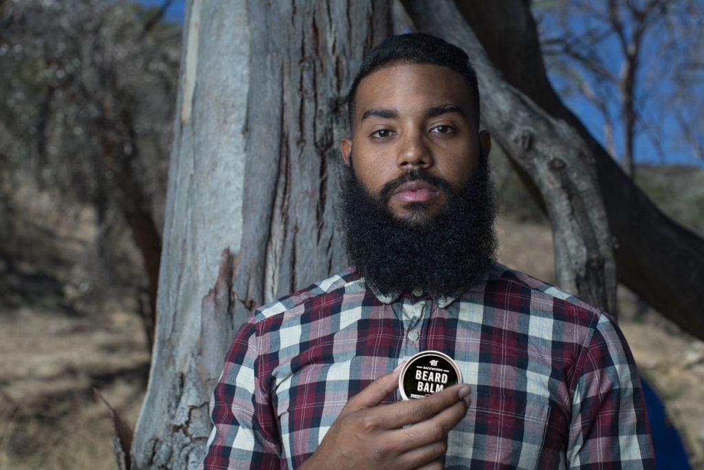 Beard Kit For Black Men